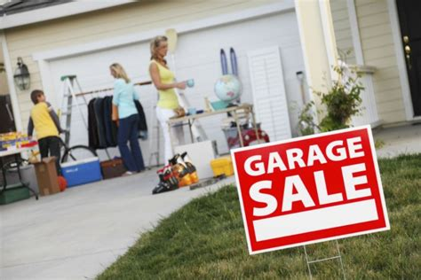 Oakville Garage Sales by Tips For Hosting An Unforgettable Garage Sale Look Local