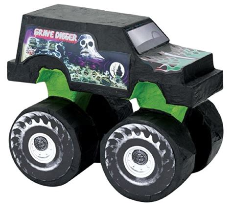 grave digger truck supplies truck pinata