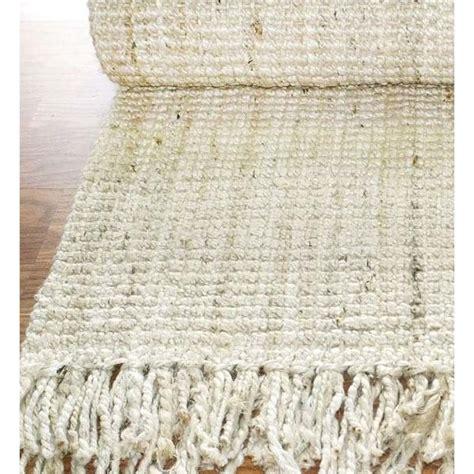 chunky loop jute rug nuloom 3 x 5 woven chunky loop jute rug in bleached nccl01e 305