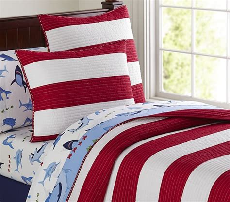 red and white striped comforter red and white striped comforter 11587