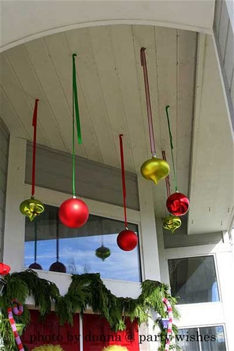 The Grinch Decorating Ideas by Create A Grinch For