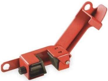 Circuit Breaker Lockout Grip Tight 491b 1 masterlock grip tight 491b circuit breaker lockout