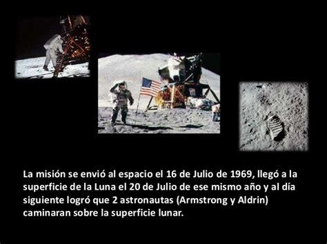 quot apolo 11 el primer viaje a la luna quot