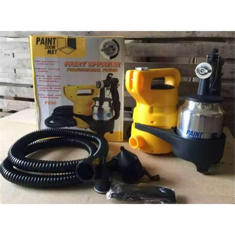 paint zoom met hvlp electric paint sprayer pz90 aikka the paints master more colors more choices