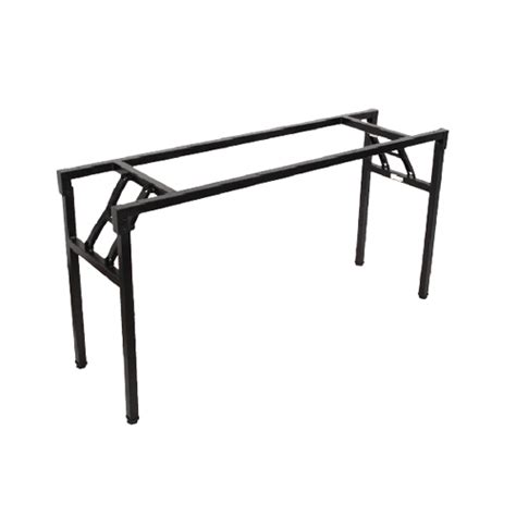 table frames and legs steel frame folding trestle table legs rapidline for sale