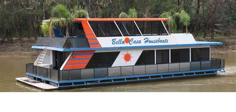 echuca house boats echuca house boats 28 images luxury houseboat hire echuca moama murray river port