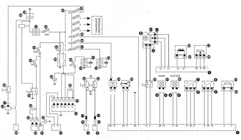 rotax 914 turbo wiring diagram rotax 914 wiring diagram
