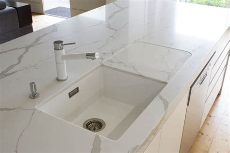 Kitchen Bench Drainer A Buyer S Guide To Kitchen Benchtops Dan Kitchens