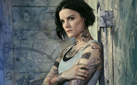 jaimie alexander tattoo jaimie in blindspot season 2 hd tv shows 4k