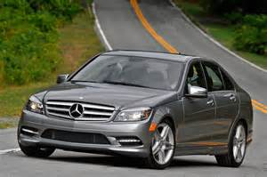 2011 Mercedes C300 4matic Review 2011 Mercedes C Class Reviews And Rating Motor Trend