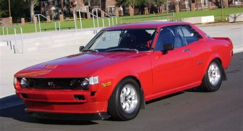 honda s2000 powered 1977 toyota celica gt coupe
