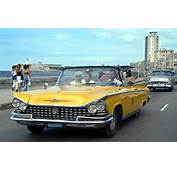 Cuba Is An Amazing Time Capsule Of Classic American Cars