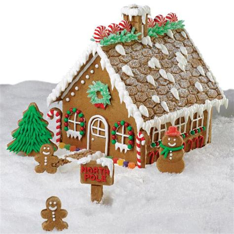 Gingerbread House by Build Your Gingerbread House Part One Family