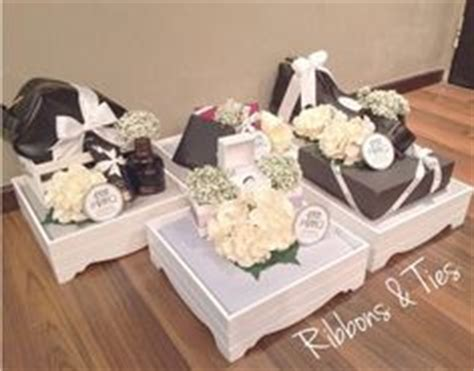 Kotak Cincin Nikah Cincin Kawin Coklat Nb51wr hantaran perkahwinan yang simple idea gubahan hantaran