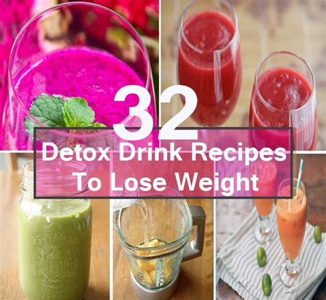 Easy Detox Drinks To Lose Weight by 32 Detox Drink Recipes To Lose Weight Diy Home Things