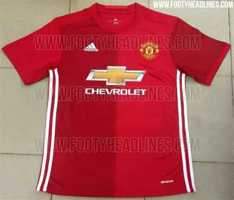 Jersey Bayern Munchen Away 1617 Fullpatch Bundesliga manchester united home jersey for 2016 17 season leaked