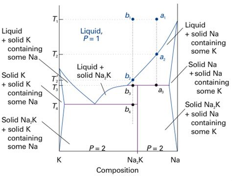 solid liquid phase diagram solid liquid