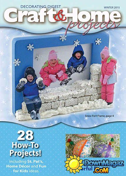 craft home projects magazine craft home projects winter 2015 187 pdf