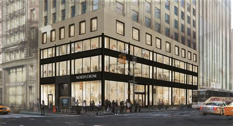 home design stores manhattan official renderings revealed of nordstrom tower s retail