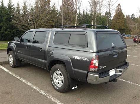 Toyota Tacoma Canopy/Topper/Bed Cap   Tacoma World
