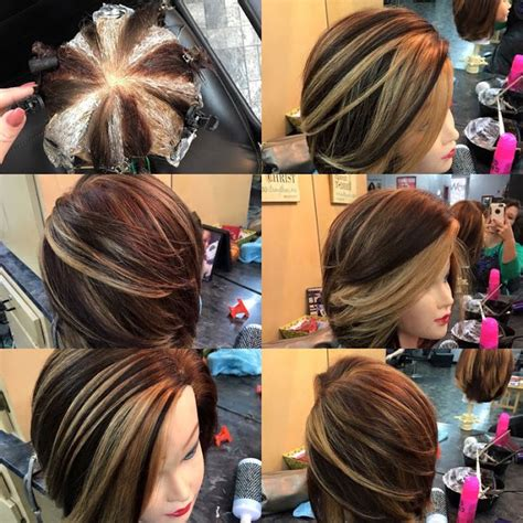 the latest hair colour techniques hot new hair coloring technique pinwheel color the