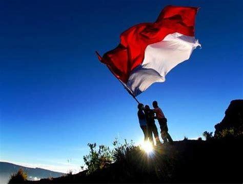 galeri gambar bendera merah putih indonesia alfidocom