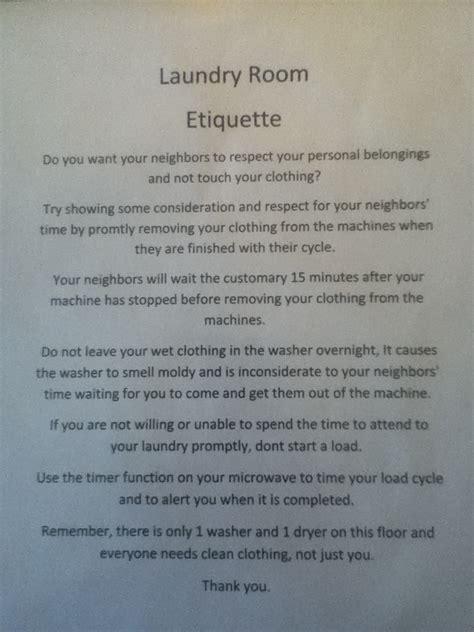 laundry room etiquette apartment laundry room etiquette for the home apartment laundry rooms laundry