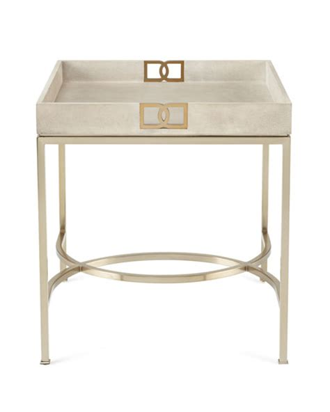 Tray Side Table by Bernhardt Olita Tray Side Table