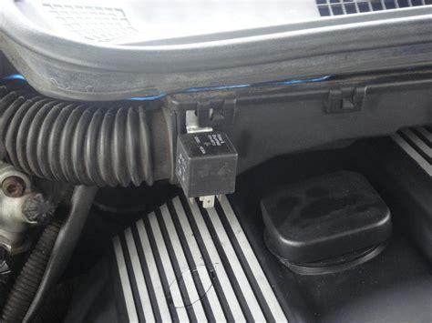 bmw e36 electric fan wiring mercury 115 hydraulic trim wiring