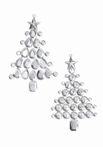 diamond christmas tree ornament item   christmas mouse