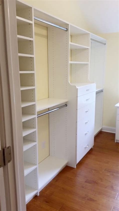 custom closet design adds to home value closets for less