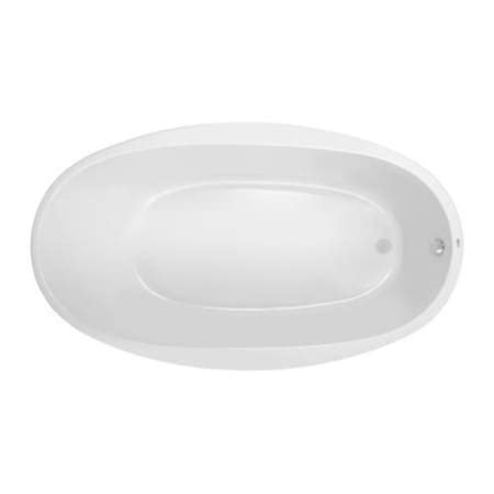 proflo bathtub review proflo pfs7040wh white 70 quot x 40 quot drop in oval bath tub