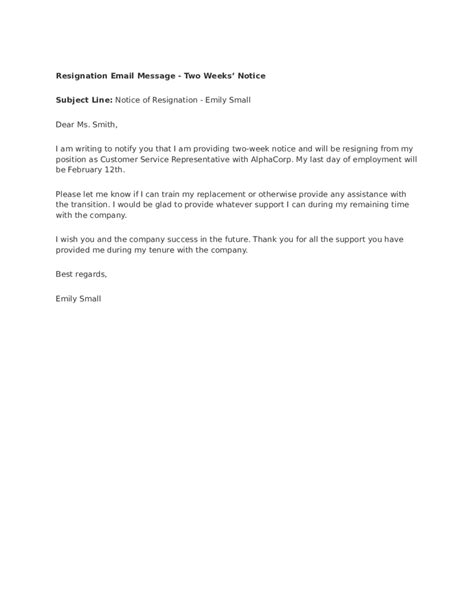 how to write best resignation letter cover letter templates