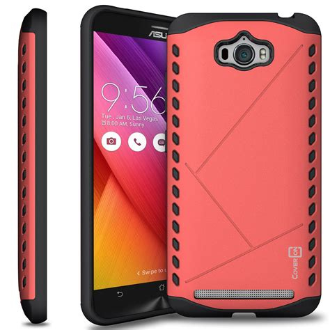 Hardcase Gea Asus Zenfone 3 Max for asus zenfone max modern hybrid slim phone cover ebay