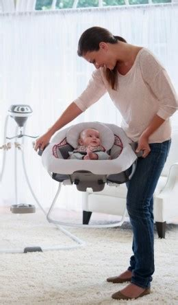 graco duetconnect lx swing plus bouncer best infant and baby swings 2015