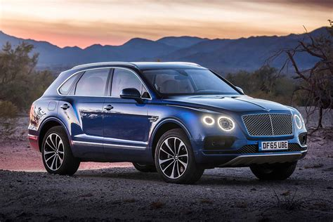 blue bentley 2016 bentley bentayga review 2016 first drive motoring research