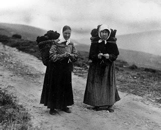 knitting tours scotland tour scotland photographs photograph crofters