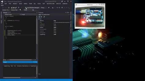 tutorial arduino visual studio arduino ide for visual studio 2012 doovi