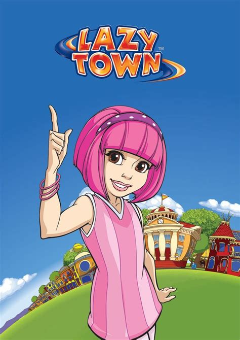 lazy town painting 71 best images about lazy town on 4th birthday