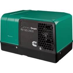 cummins onan series gasoline rv generator 2 8 kw