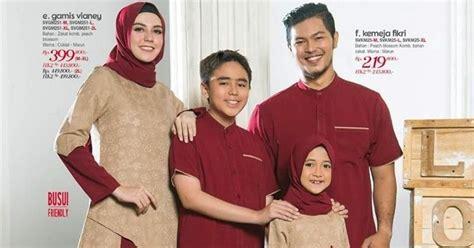 sarimbit keluarga muslim 2014 butik baju muslim terbaru 2018 baju sarimbit keluarga