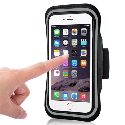 Sport Arm Band Gadget Baru Cover Handphone Sports Plus Armband For Mobile Phones Black