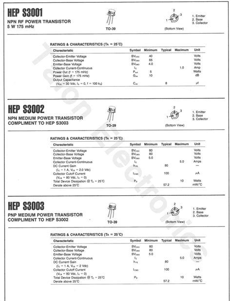 transistor j3y datasheet ve j3y ix datasheet specifications 28 images hep z3514 12v 10w zener diode si7898dp