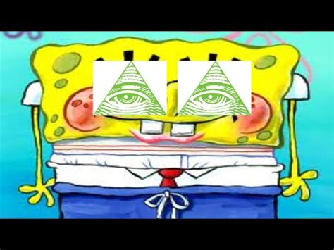 spongebob illuminati spongebob is illuminati