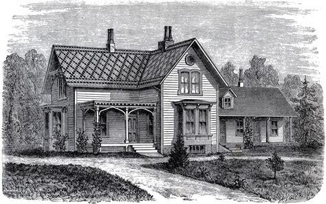 lovely vintage farmhouse image  graphics fairy
