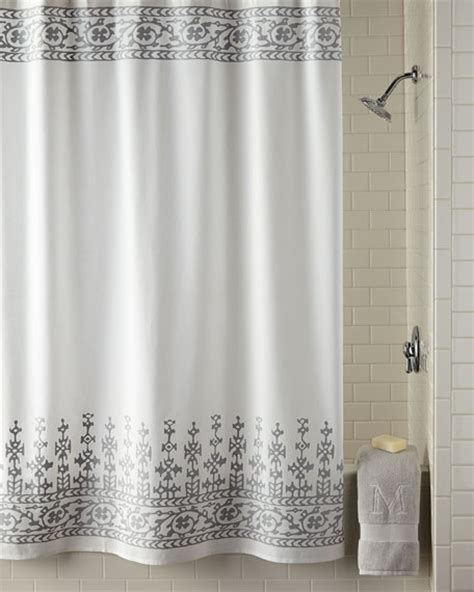 john robshaw curtains john robshaw jit shower curtain