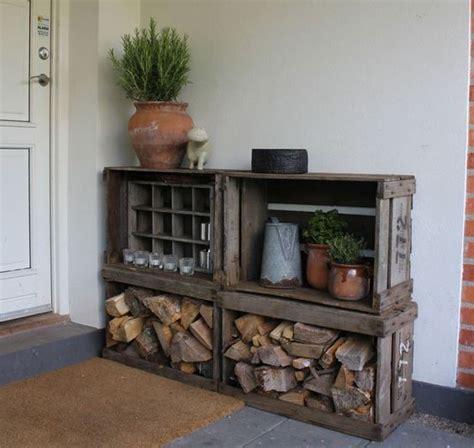 come sistemare casa sistemare la legna in casa d inverno ecco 20 idee da cui