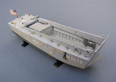 british higgins boat ship models