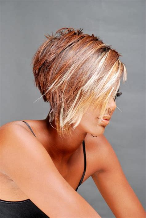 nverted bonforhick hair cute short stacked bob s photo gallery of cute short