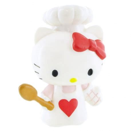 Murah Meriah Hello Mini Figur hello chef mini figure kawaii panda cuter